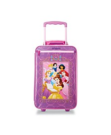 Disney by Kids' Princess Softside Carry-On