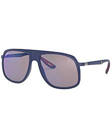 Polarized Sunglasses, RB4308M 58