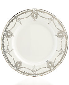 Marchesa by Lenox Dinnerware, Empire Pearl Salad Plate