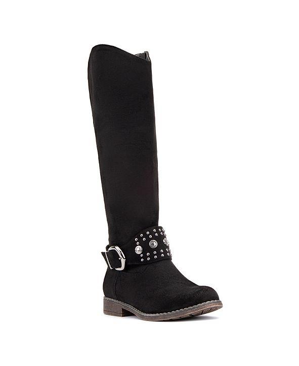 Olivia Miller 'Last Kiss' Riding Boots