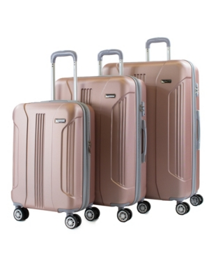 Take your next trip with the Denali\'s smooth spinners, expandable packing options, and tsa safety features. Telescopic handles lock into place as you glide silently to your next destination. Its spacious interior includes organizers and an expandable zipper for even more space.