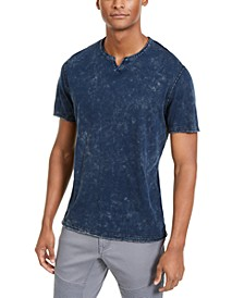 INC Men's Row Tie-Dye T-Shirt, Created for Macy's