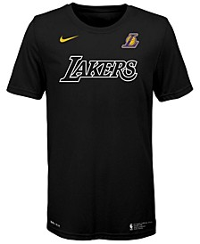 Big Boys Los Angeles Lakers Facility T-Shirt