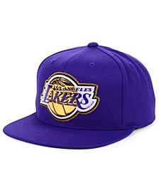 Los Angeles Lakers Zig Zag 3.0 Snapback Cap