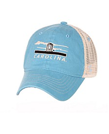 North Carolina Tar Heels Destination Mesh Strapback Cap