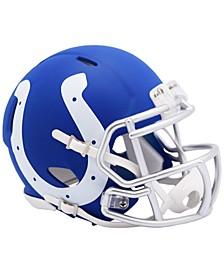 Indianapolis Colts Speed AMP Alt Mini Helmet