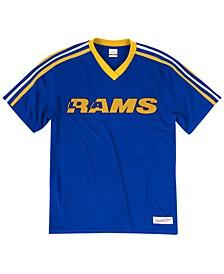 Men's Los Angeles Rams Overtime Win V-Neck T-Shirt