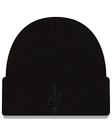 Cleveland Cavaliers Blackout Knit Hat