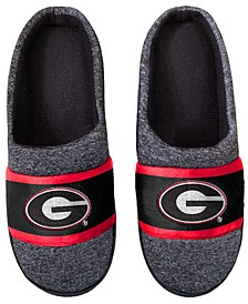 Georgia Bulldogs Poly Knit Slippers