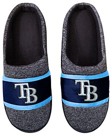 Tampa Bay Rays Poly Knit Slippers