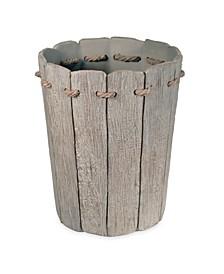 Driftwood 2 Waste Basket