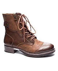 Tilley Combat Boots