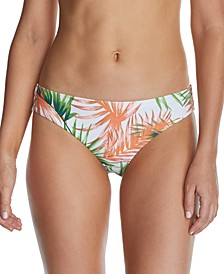 Juniors' Palma Printed Fiesta Bikini Bottoms