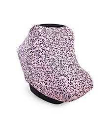 Baby Girl Multi Use Carseat Canopy