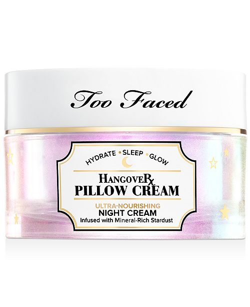 Too Faced Hangover Pillow Cream Ultra-Nourishing Night Cream