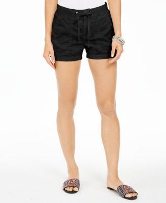 Superdry señora short Lace Trim Hot Short