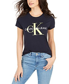 Monogram Logo-Graphic T-Shirt