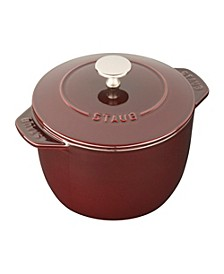 Cast Iron 1.5-Qt. Petite French Oven
