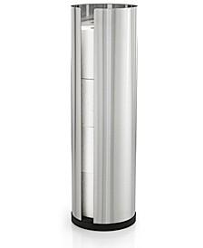 4 Roll Cylinder Toilet Paper Holder