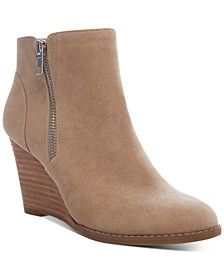 Gates Wedge Booties