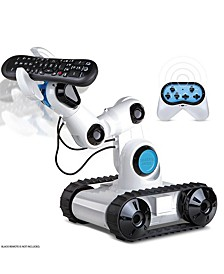 Toy RC Robotic Arm with Wheels