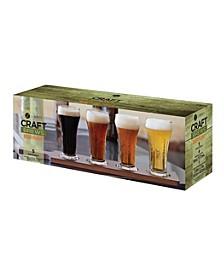 5pc Craft Brews Beer Flight