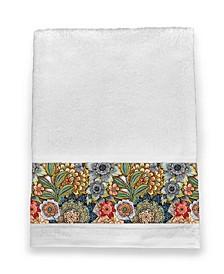 Boho Bouquet Bath Towel