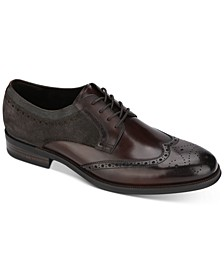Men's Brock Wingtip Oxfords