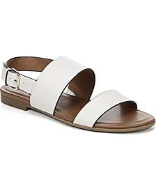 Shaleah Slingback Flat Sandals