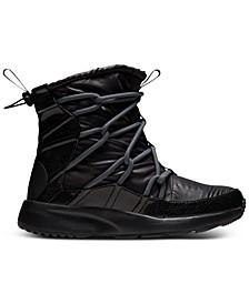 Women's Tanjun High Rise High Top Sneaker Boots from Finish Line