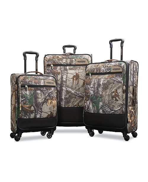 American Tourister Real Tree Luggage Collection