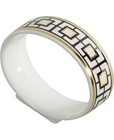 Metro Chic Napkin Ring