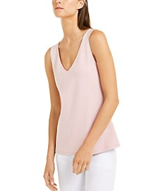 INC V-Neck Tank Top, Created for Macy's