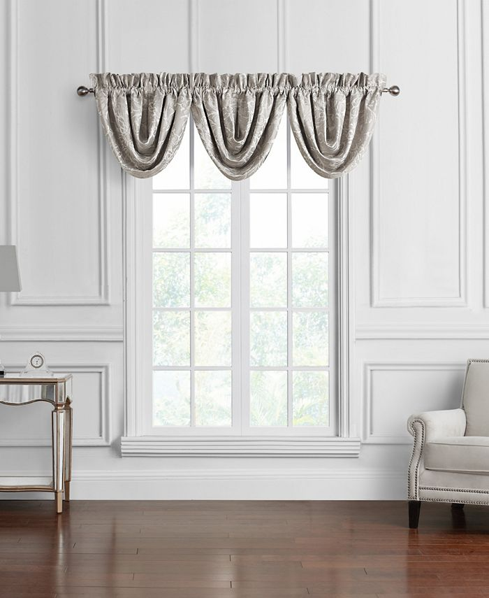 Waterford - Arianna Waterfall Valance Set of 3