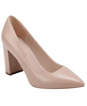 Viviene Block-Heel Pumps Women's Shoes