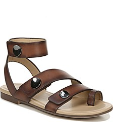 Tassy Ankle Strap Sandals