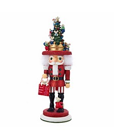 18-Inch Hollywood™ Night Before Christmas Mice Nutcracker