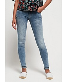 Cassie Skinny Jeans