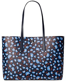 Molly Party Floral Tote