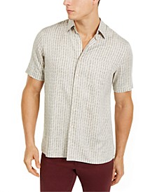 Men's Houndstooth Shirt, Created for Macy's