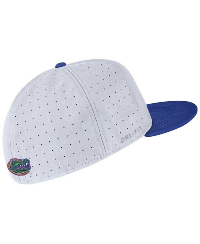 Nike Florida Gators Aerobill True Fitted Baseball Cap & Reviews - Sports Fan Shop By Lids - Men - Macy's
