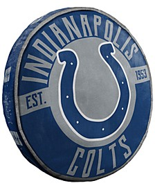 Indianapolis Colts 15inch Cloud Pillow
