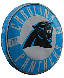 Carolina Panthers 15inch Cloud Pillow