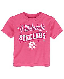 Toddlers Pittsburgh Steelers My Team T-Shirt