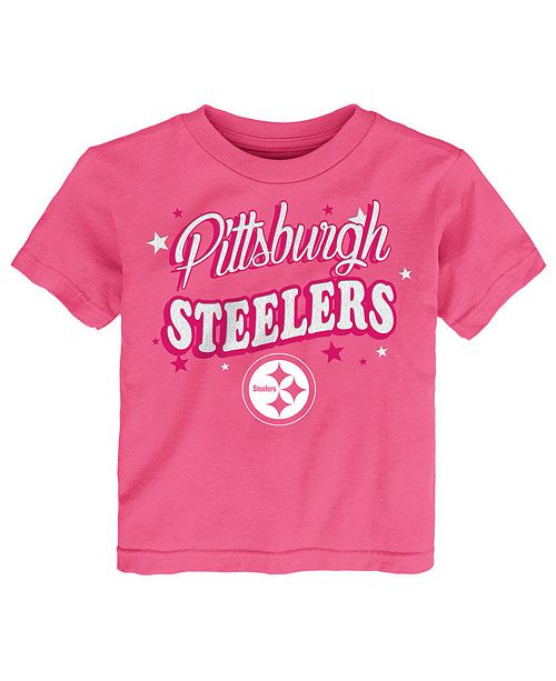 Outerstuff Toddlers Pittsburgh Steelers My Team T-Shirt