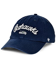 Seattle Seahawks Melody Clean Up Strapback Cap