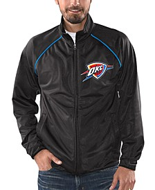 Men's Oklahoma City Thunder Night Lights Track Jacket