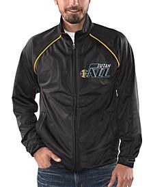 Men's Utah Jazz Night Lights Track Jacket