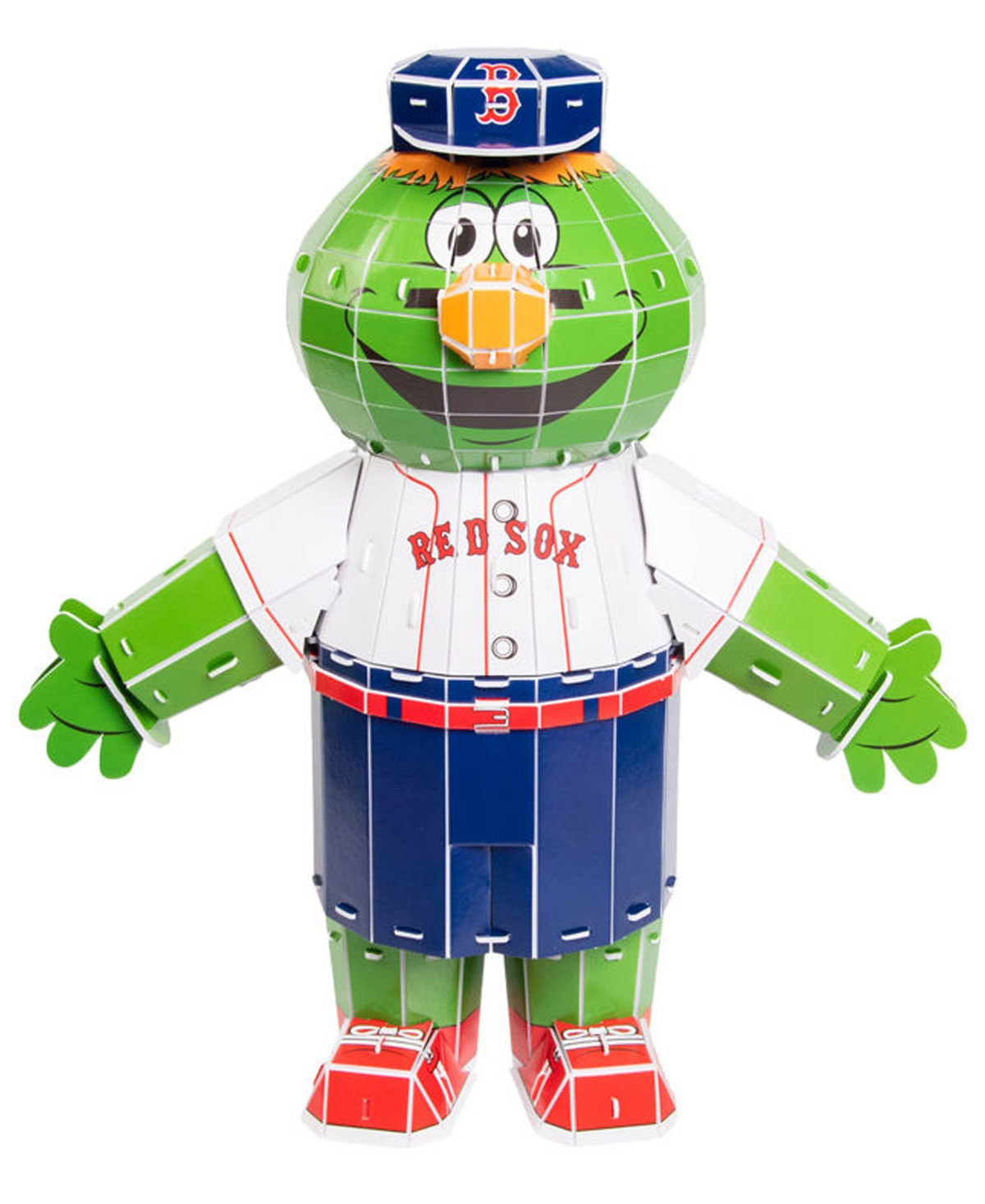 """Forever Collectibles Boston Red Sox 12"""" Mascot Puzzle"""