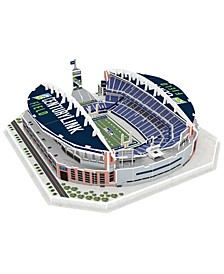 CLOSEOUT! Seattle Seahawks 3D Stadium Puzzle